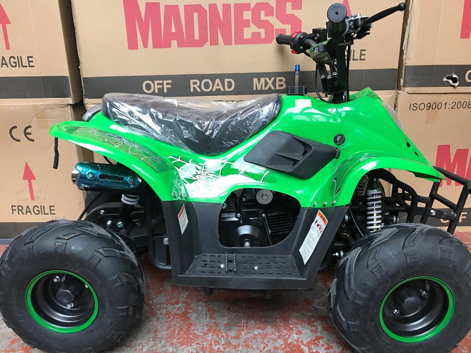 Back In Stock Mini Raptor Kids Quad 50cc 70cc 110cc 125cc