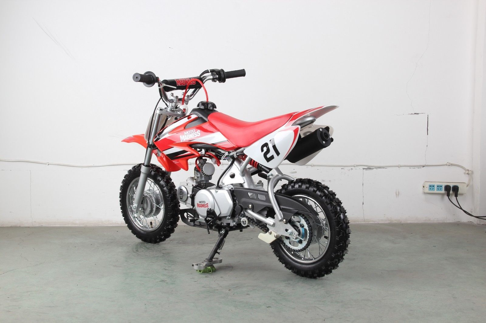 Dirt Devil 90cc Semi Automatic Pitbike Dirtbike Off Road